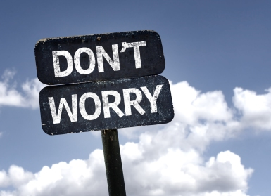 don worry
